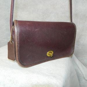 COACH Vintage 'Dinky' Bag #309-6420 (Style #9375)